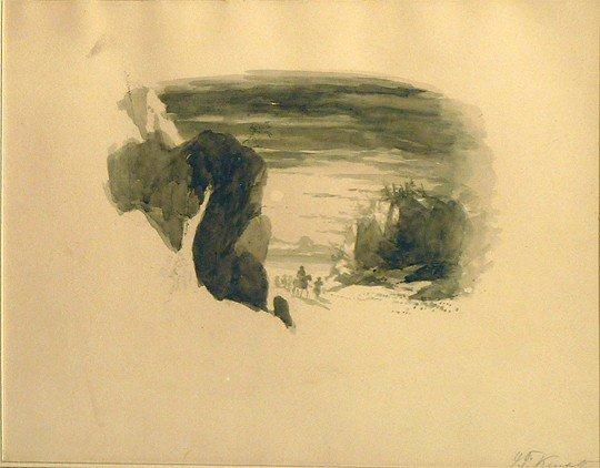 JOHN FREDERICK KENSETT (NEW YORK 1816-1872)
