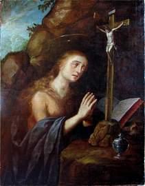 OLD MASTER, LUIS JUAREZ, (1585-1638) MEXICAN, MANNERIST
