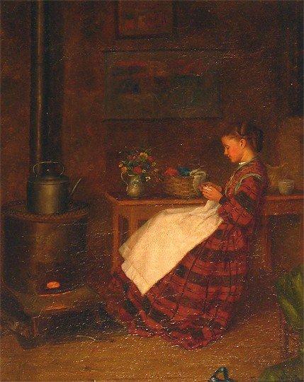 W H SNYDER (NEWYORK 1829-1910)