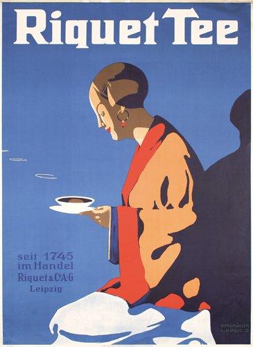 2: RARE Riquet Tee POSTER 1913 PLAKAT