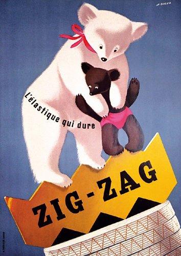 12: Original Swiss Poster ALBERT BORER