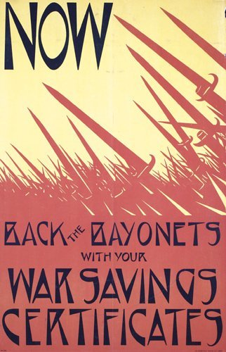 212: Great Original British WW I Poster