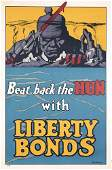 10: Group of 3 ORIGINAL American World War I Posters