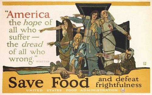 24: FANTASTIC World War I Poster by Paus ORIGINAL