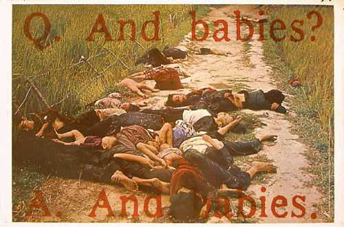 91 Famous Vietnam War Poster Gruesome Original