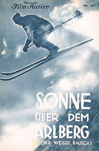 348: 7 Leni Riefenstahl FILM PROGRAMS ORIGINALS - 2