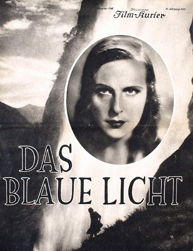 348: 7 Leni Riefenstahl FILM PROGRAMS ORIGINALS - 4