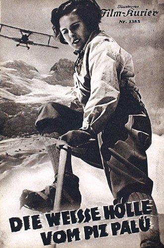 348: 7 Leni Riefenstahl FILM PROGRAMS ORIGINALS - 5