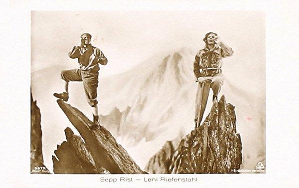 348: 7 Leni Riefenstahl FILM PROGRAMS ORIGINALS - 6