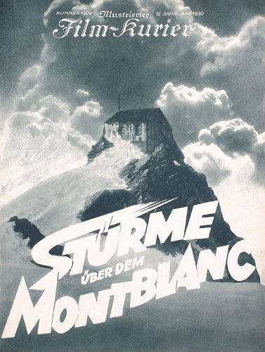 348: 7 Leni Riefenstahl FILM PROGRAMS ORIGINALS - 7