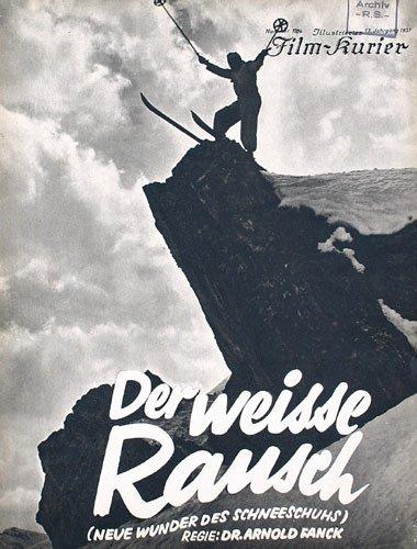348: 7 Leni Riefenstahl FILM PROGRAMS ORIGINALS - 8