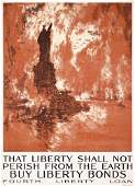 129: Original PENNELL US WW I Poster Large Version