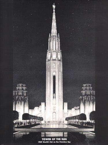 1: RARE ORIGINAL 1939 San Francisco World's Fair Poster