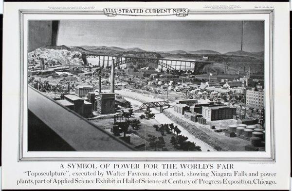 5: Original 1930s Chicago World's Fair Posters (3) - 2
