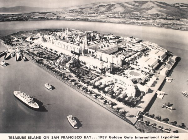 16: Original 1939 Golden Gate Expo SF Posters (2)