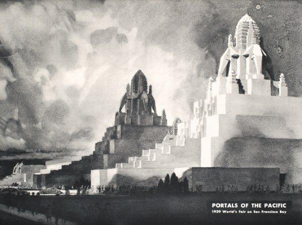 18: Original 1939 San Francisco World's Fair Poster