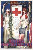 26: Group of 6 Original US WW I Red Cross Posters