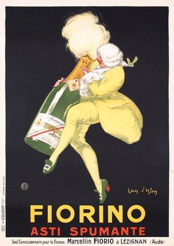 18: BEAUTIFUL Jean D'Ylen Fiorino Poster 1920s