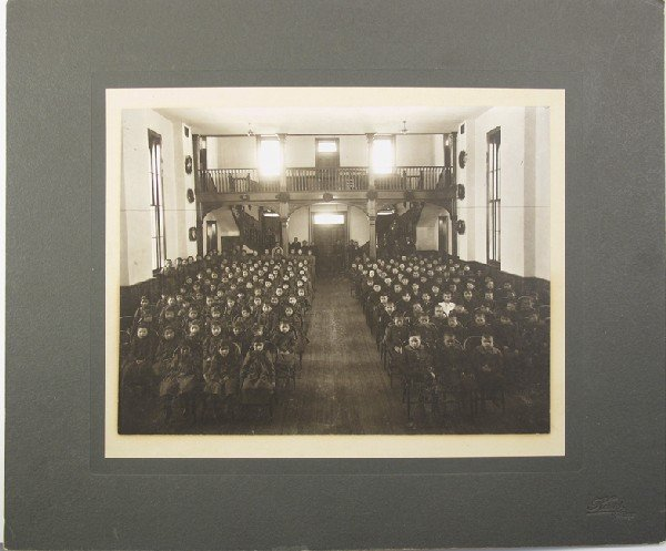 100: American Indian Boarding School Photographs