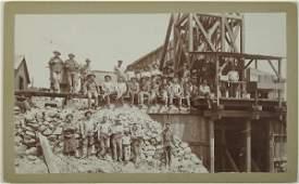 415 Mining Candle Box Photograph
