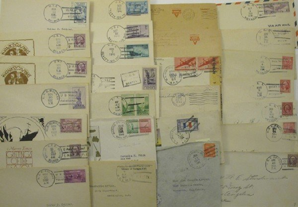 1037: Assorted Counties Postal History Group 4