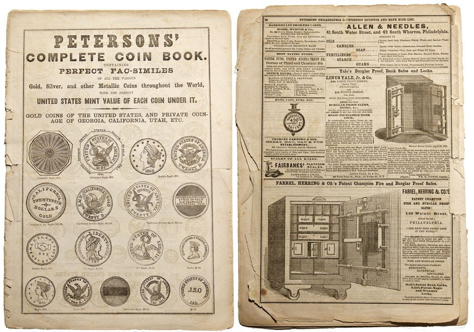 116: 1790s - 1850s - Peterson's Complete Coin Book