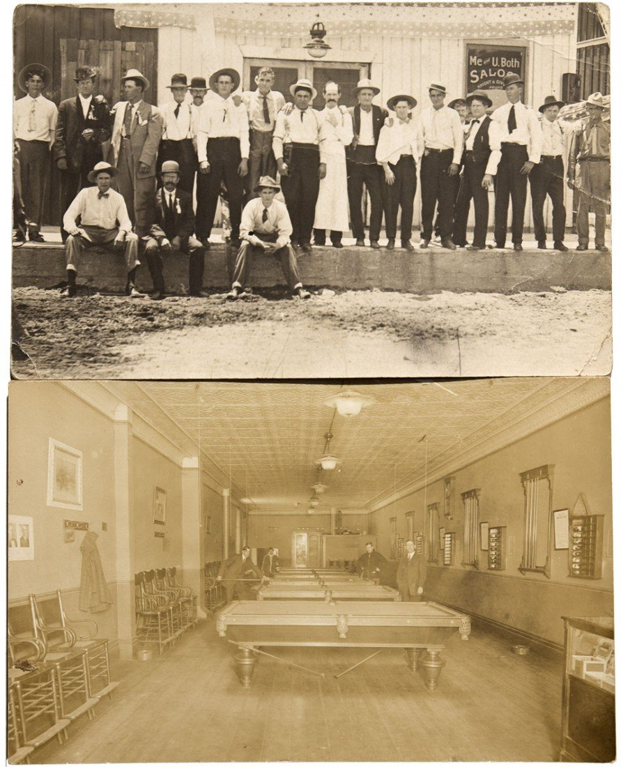 117: c1910 - Saloon RPC's, Original