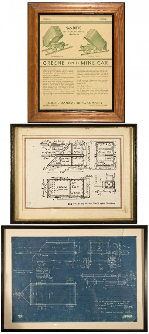 399: CA - Grass Valley,Nevada County - Blueprint Set