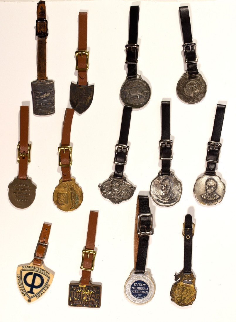Dairy Watch Fobs