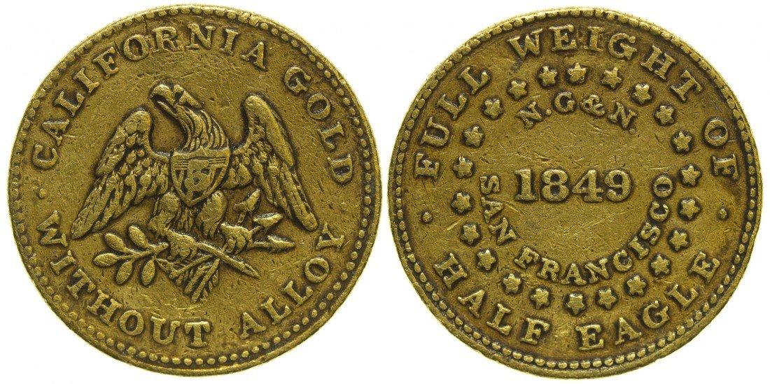 Norris, Greg Norris Five Dollar Gold Coin