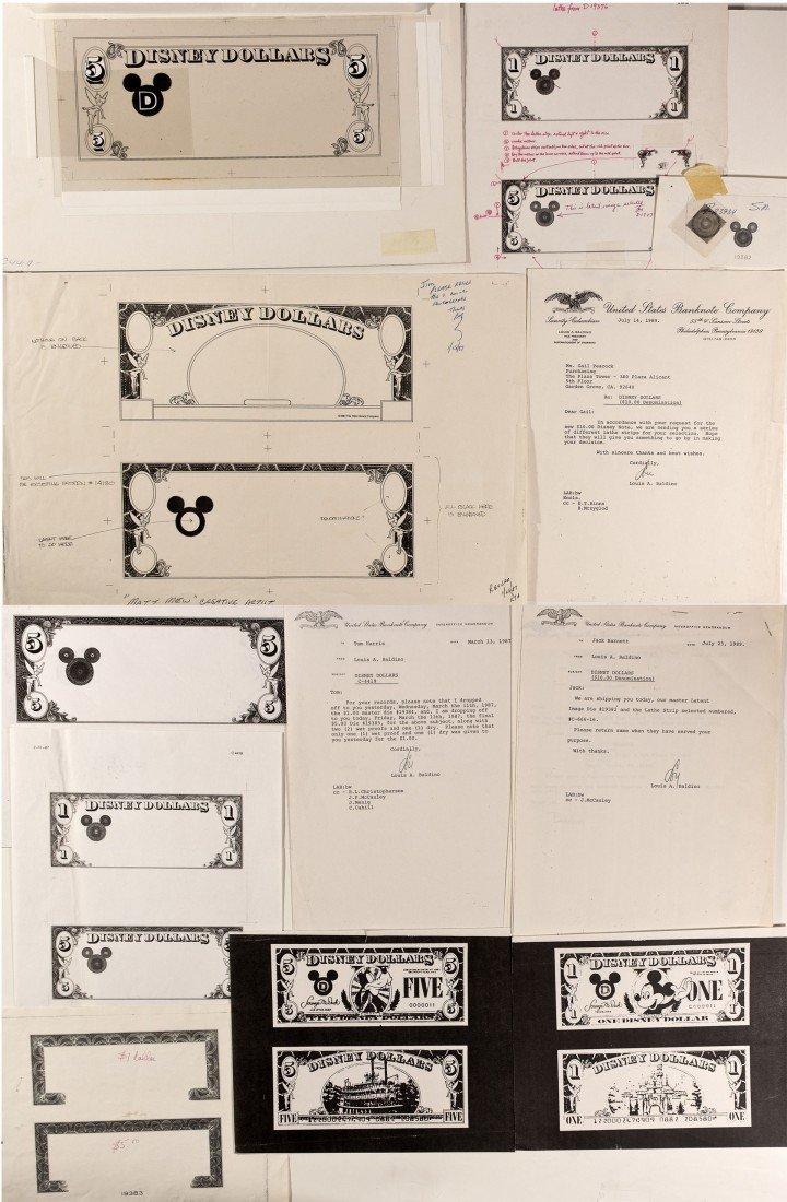 Disney Dollar Production File