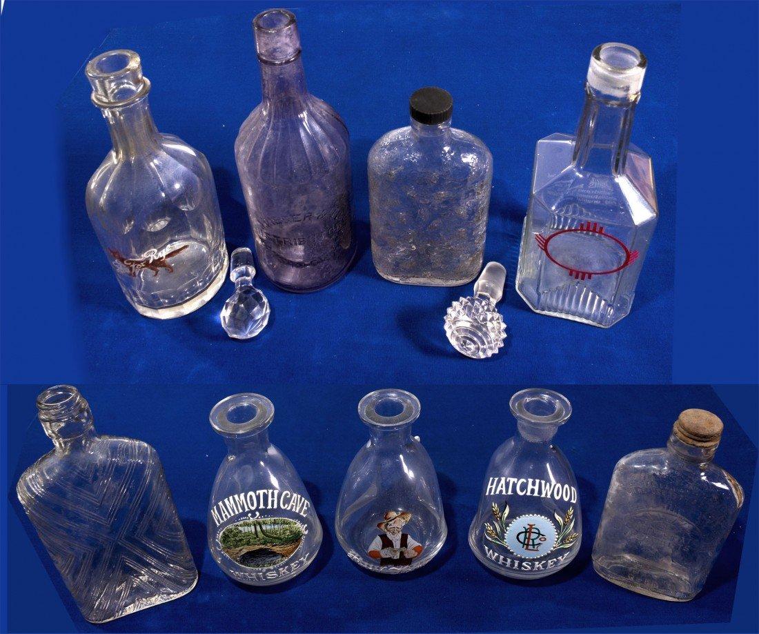 Whiskey Bottles