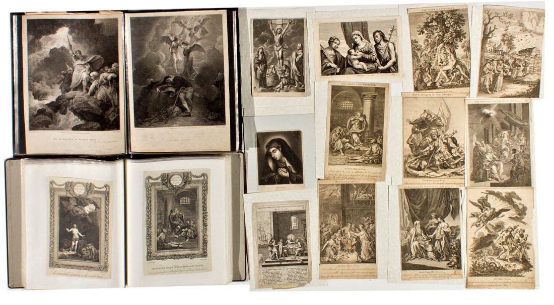 Archpriest Polsky Print Collection -