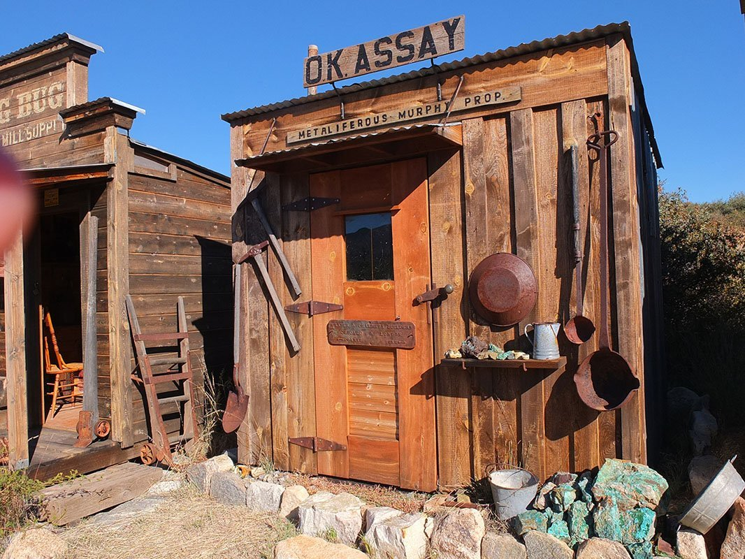 OK Assay Building & Artifacts -