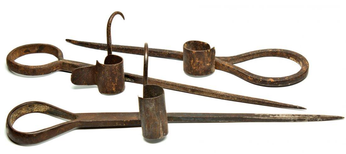 Candlestick Trio -