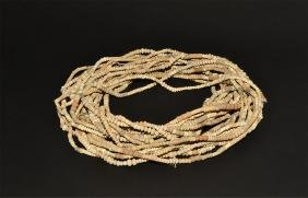 Egyptian Coptic Bead Necklace Group