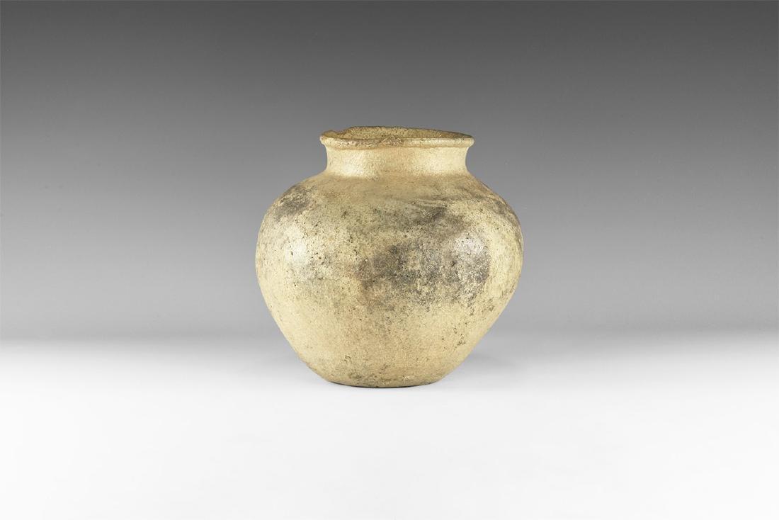 Roman Storage Vessel