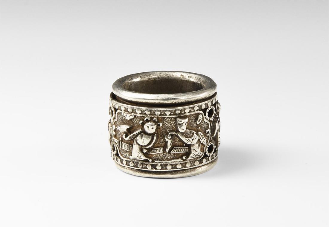 Chinese Spinning Napkin Ring