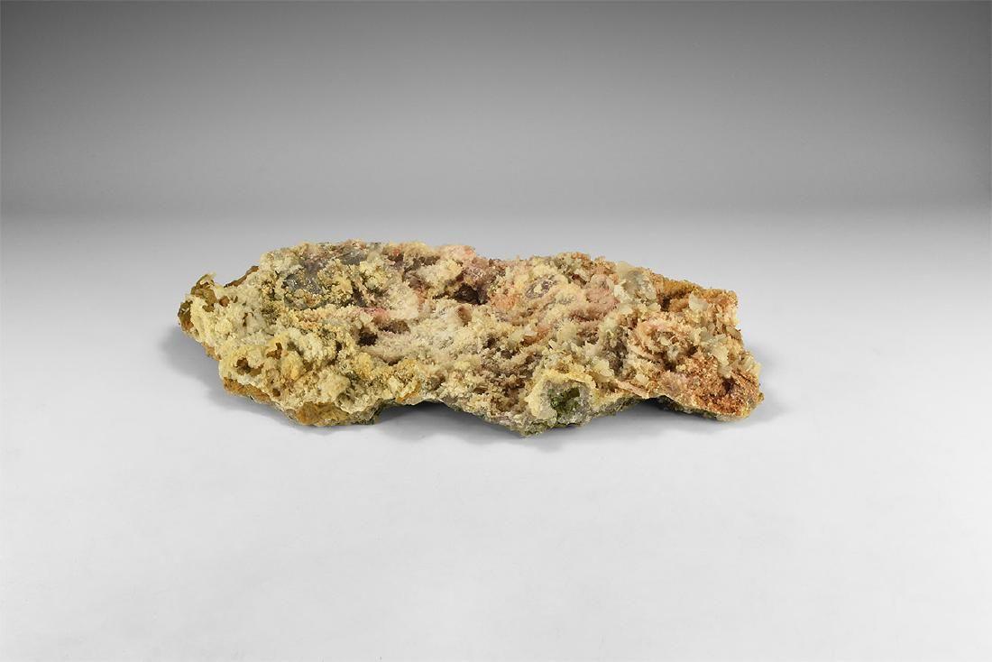 Natural History - Large Calcite Mineral Specimen