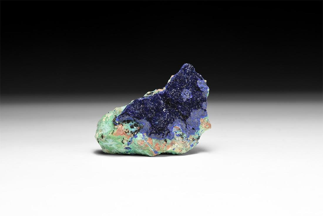 Azurite Mineral Specimen.