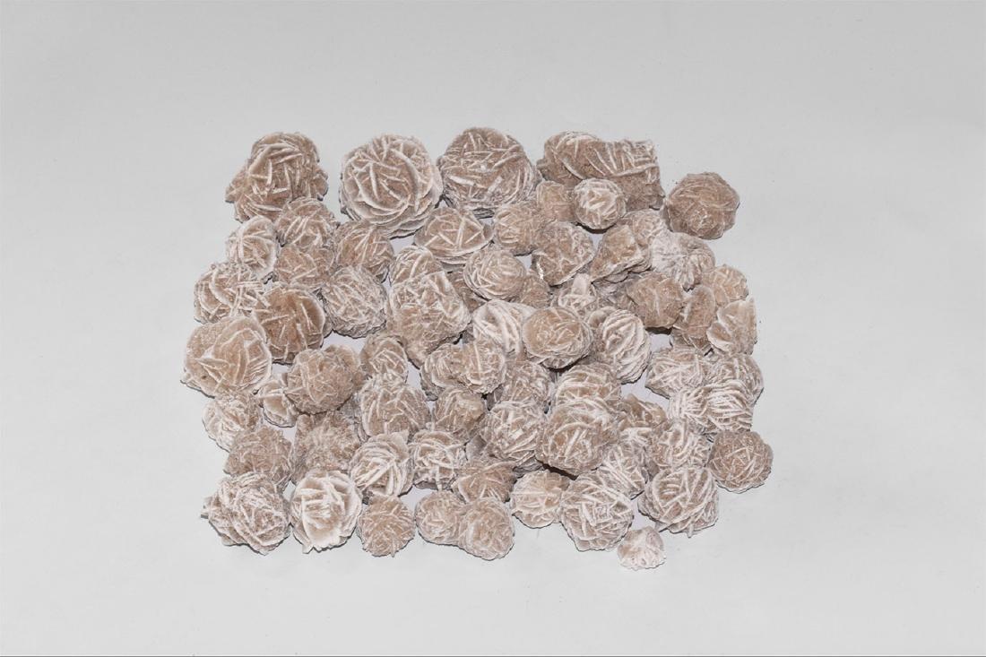 Selenite Rose Group.