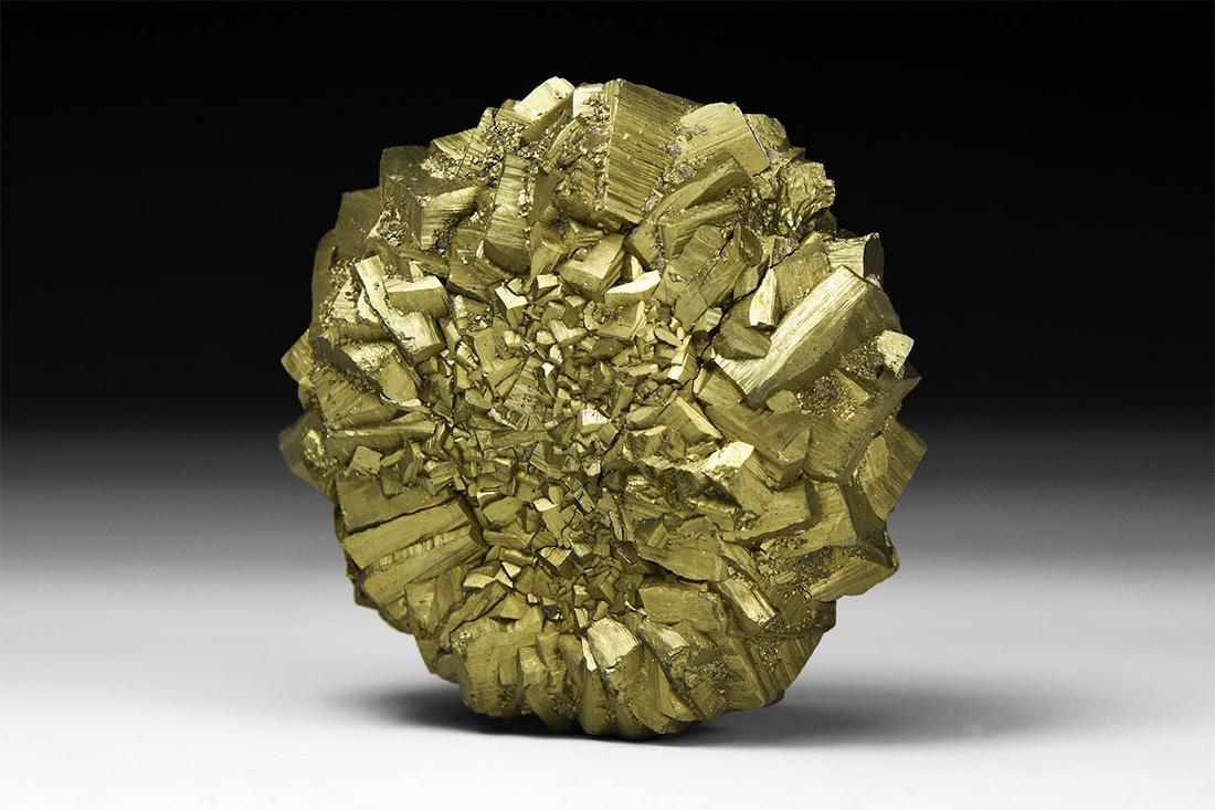 Pyrite 'Sun' Mineral Specimen.