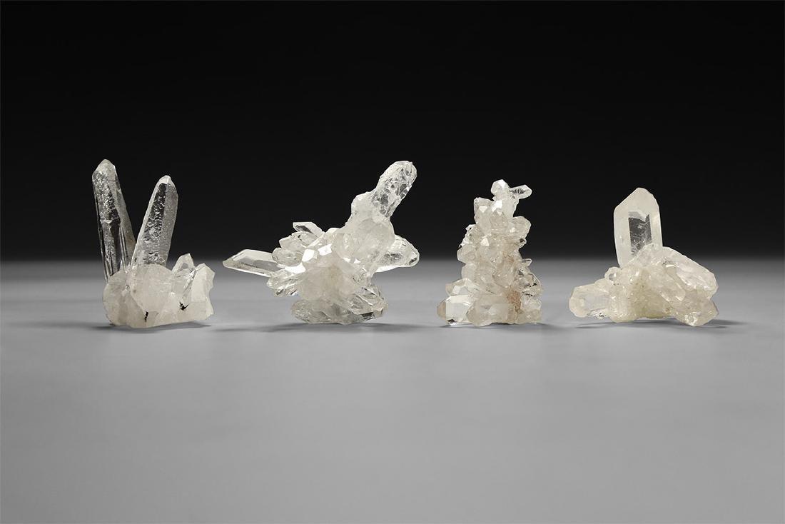 Quartz Crystal Display Group.