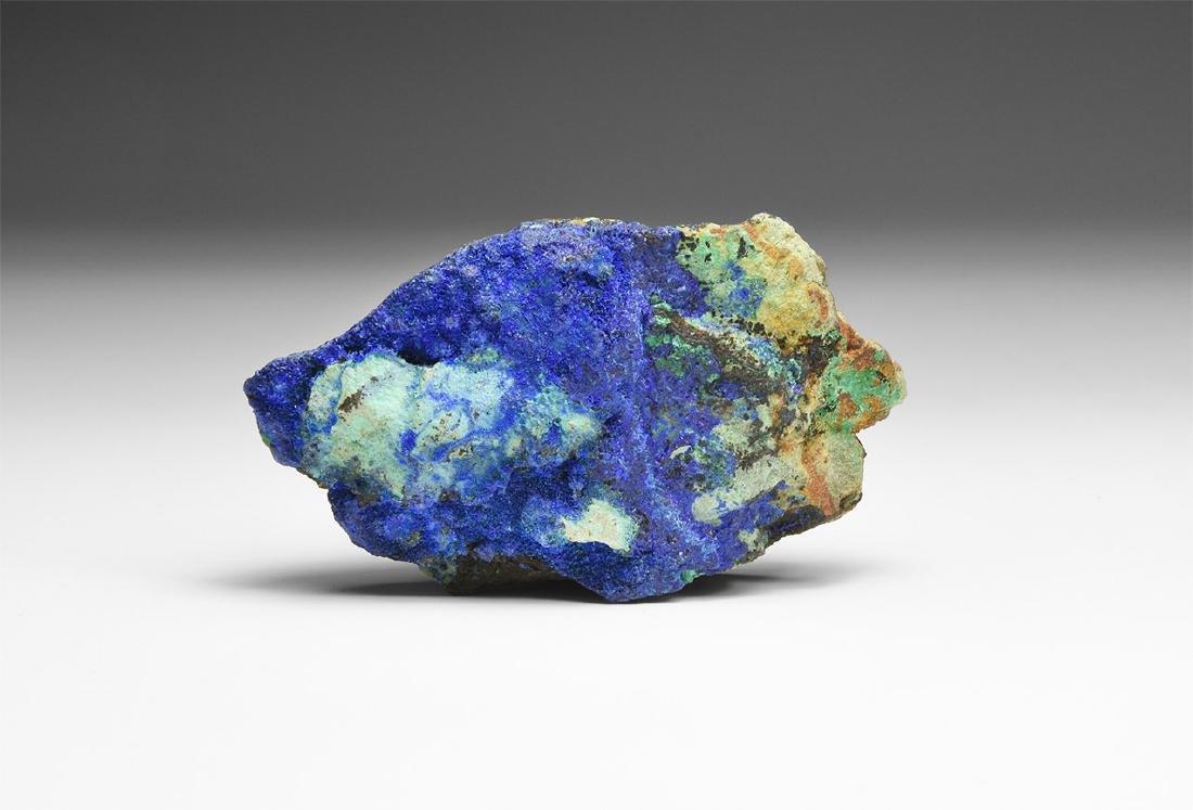 North American Azurite Mineral Specimen.