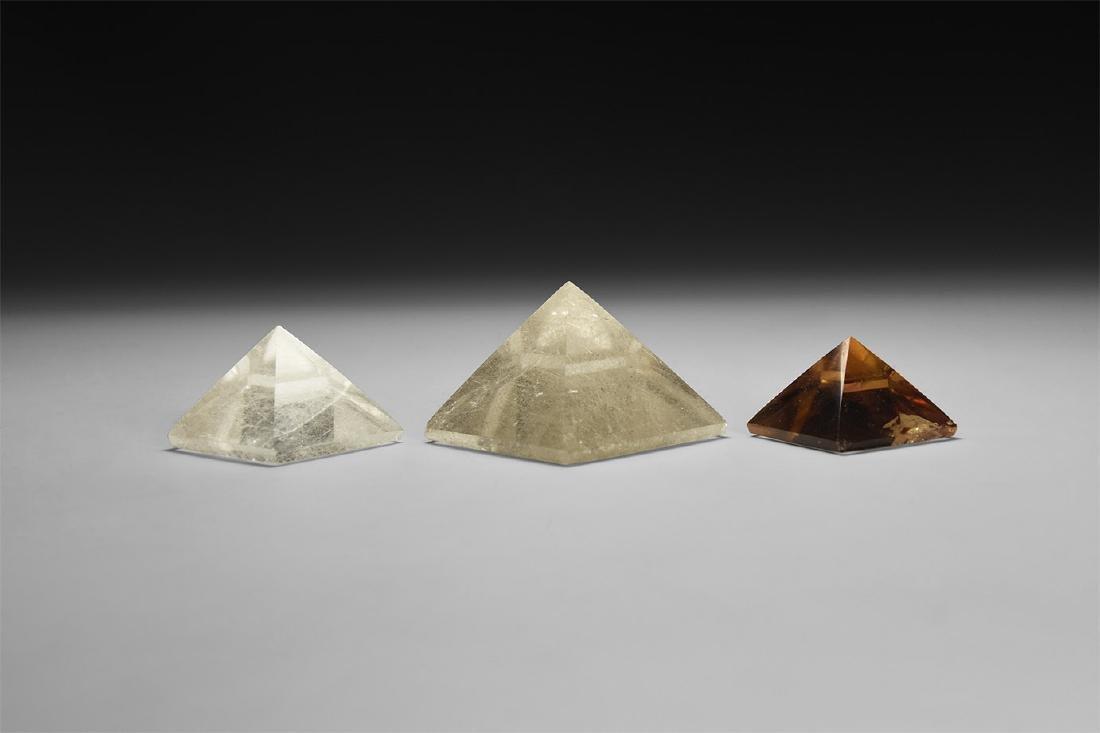 Quartz Pyramid Group.