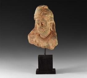 Gandharan Head of a Prince