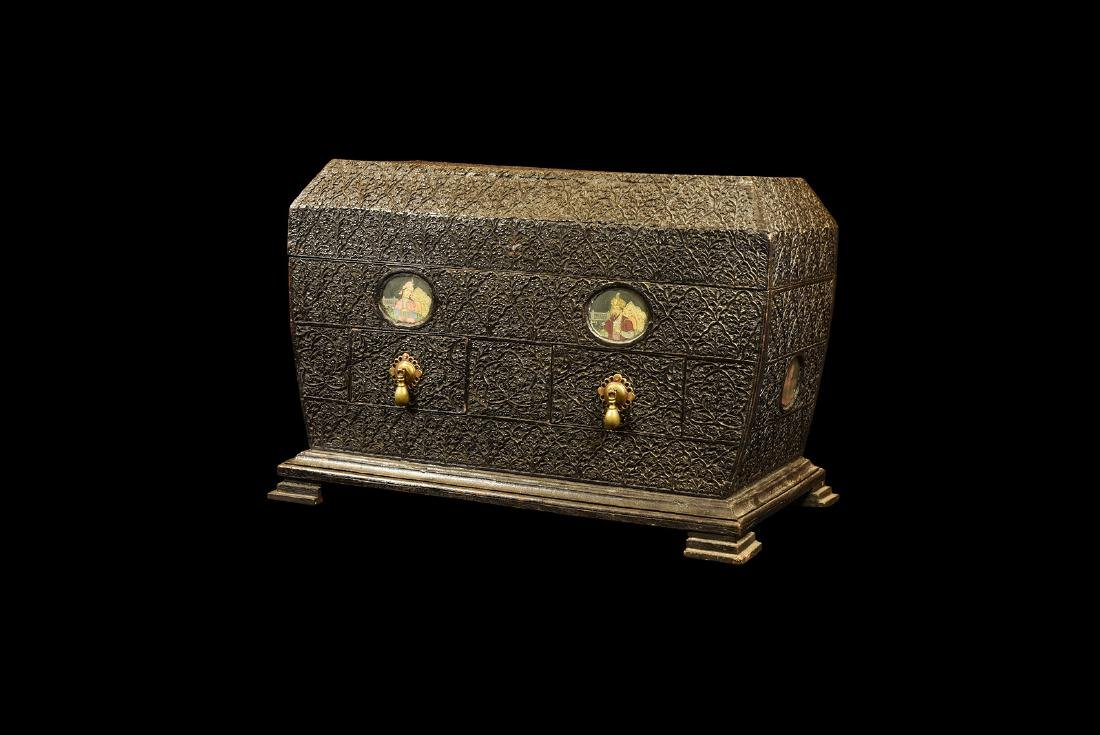 Anglo-Indian Nagina Marriage Box