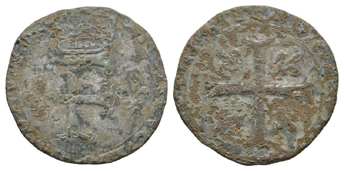 World Coins - France - Francis I - Dizain