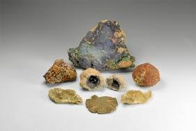 Natural History - Mineral Collection