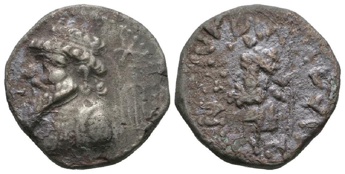 Parthia - Elam - Kamnaskires III - Tetradrachm